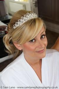 The Bride Prepares