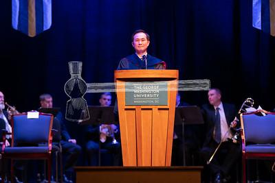 SEAS Doctoral Hooding Ceremony