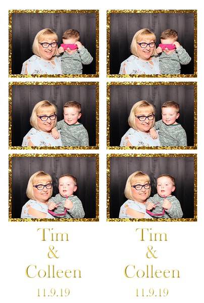 Tim & Colleen's Wedding (11/09/19)