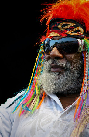 George Clinton & P-Funk - Gathering of the Vibes, CT, 2009