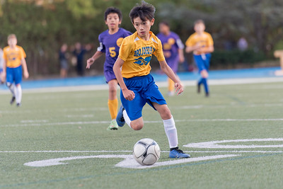 Boys Latin School Soccer – 2019
