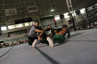 Jason Blade vs. Kenny Dykstra