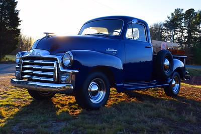 George's 1955 GMC