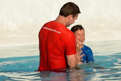 2015 Creekwood Church Baptism