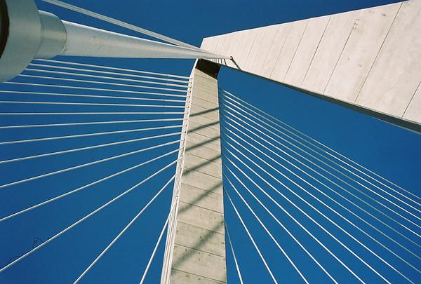 Ravenal Bridge- Charleston, SC in March 2006