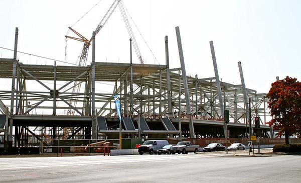 49er's New Stadium