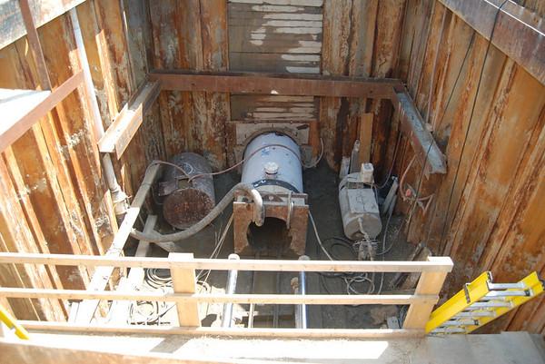 Tunnel Push Rte-93