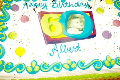 2017 May Albert's 60th BDay Surprise Party
