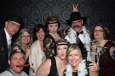 2020-02-15 Company Party Photo Booth