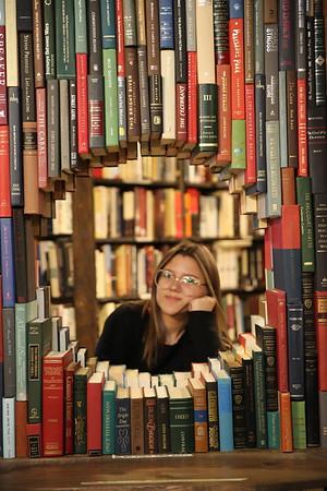 The Last book store.