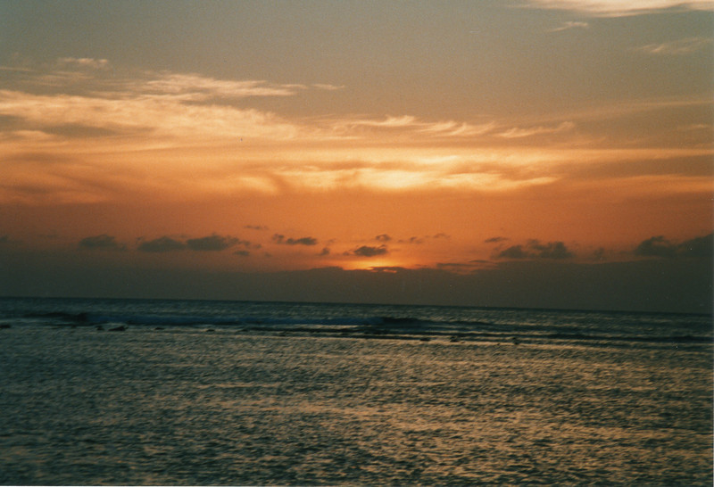 0530 - Lahaina, sunset
