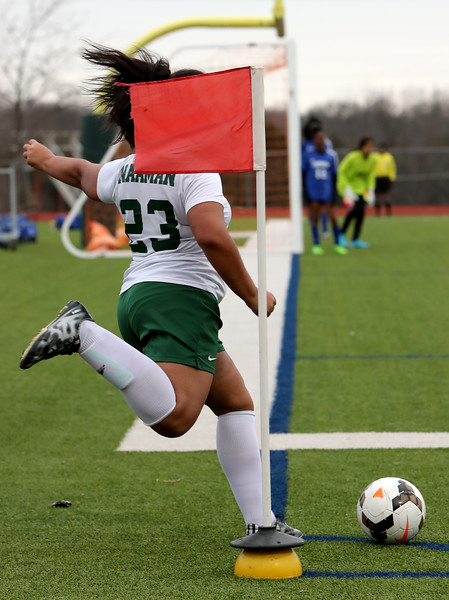 Naaman Forest Womens Soccer