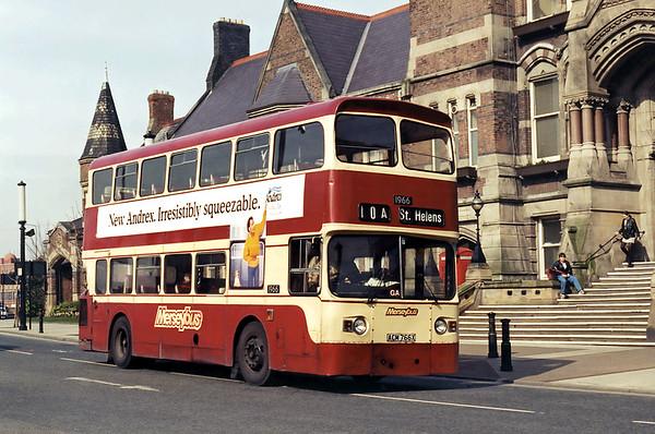 10th March 1995: Merseyside