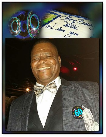 Willie Wilson 60th Birthday Celebration