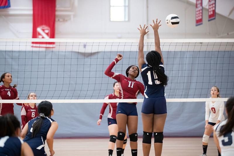 JV Volleyball v Hotchkiss