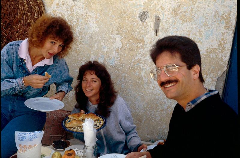 Sue's Israeli cousin