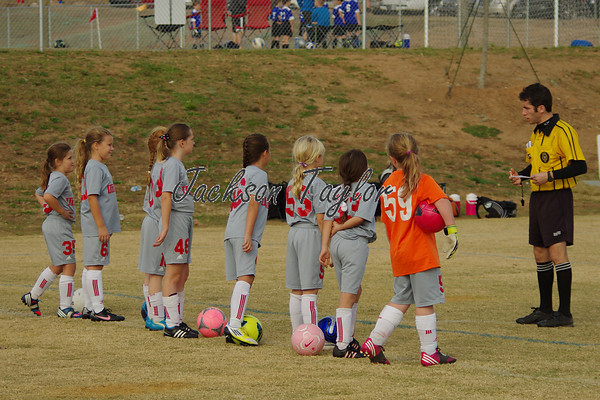 u9 Girls Red Finals
