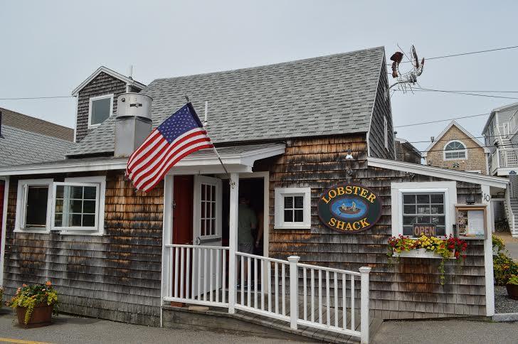 Ogunquit lobster shack
