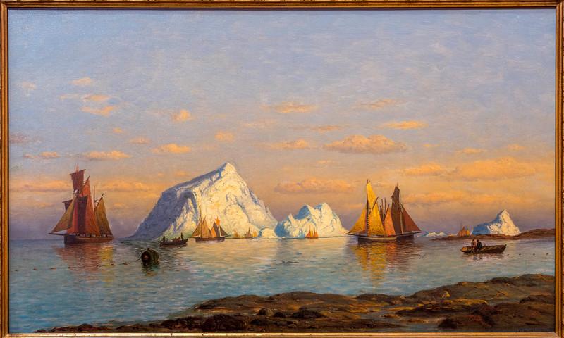 01682 William Braford 1892 Fishermen off the Coast of Labrador.jpg
