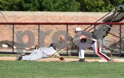 Southeast Polk @ Fort Dodge baseball