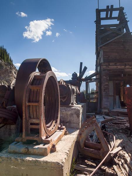 Longfellow Mine exterior