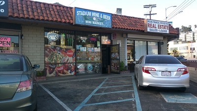 Stadium Liquor (Echo Park)