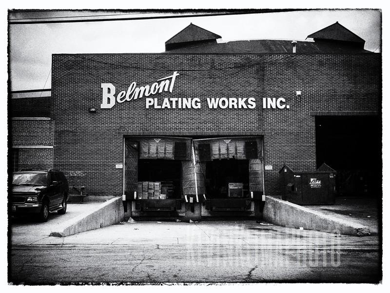 Belmont Plating Works