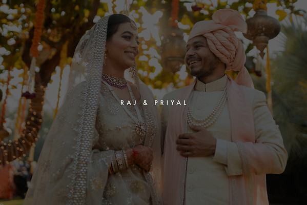 Raj and Priyal | Ahmedabad