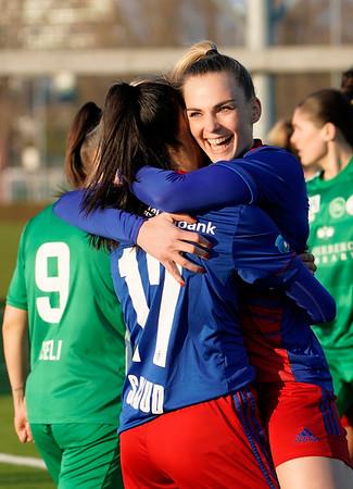 FC Basel 1893 Frauen - St.Gallen-Staad / 4:2 / 06. März 2021