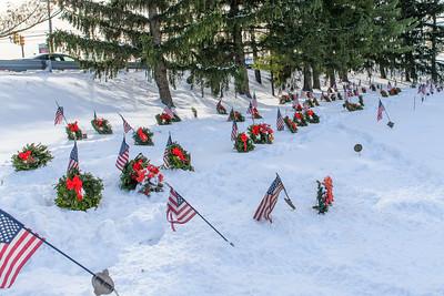 12/19/20 Wreaths Across America