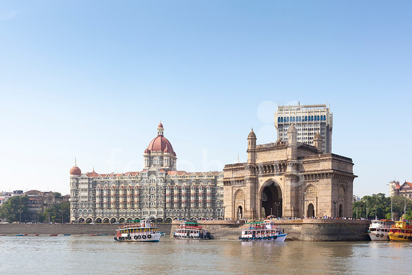 The Taj Mahal Palace Hotel, Mumbai