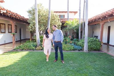 Andrew + Mischelle Engagement