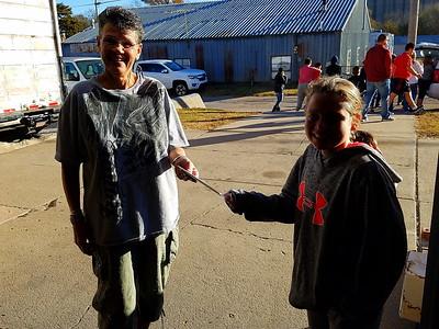 Food Bank Donations - Thanksgiving 11.20.17