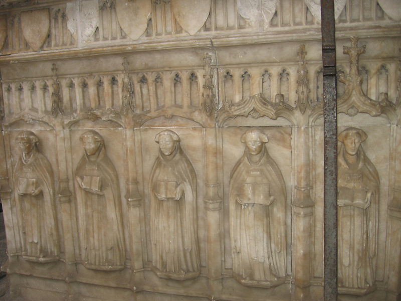 Tomb of the fifth Earl of Arundel, Fitzalan Chapel, Arundel