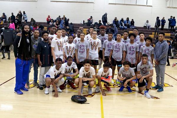 2018 Boys South vs West