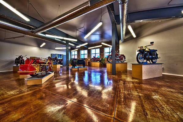 Moto Museum St. Louis, Mo