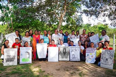 Meeting of indigenous women