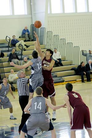 Varsity basketball vs. Malvern Prep