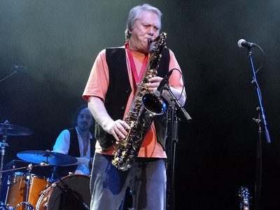 BOBBY KEYS CONCERT PHOTOS ROCK LEGENDS CRUISE 2