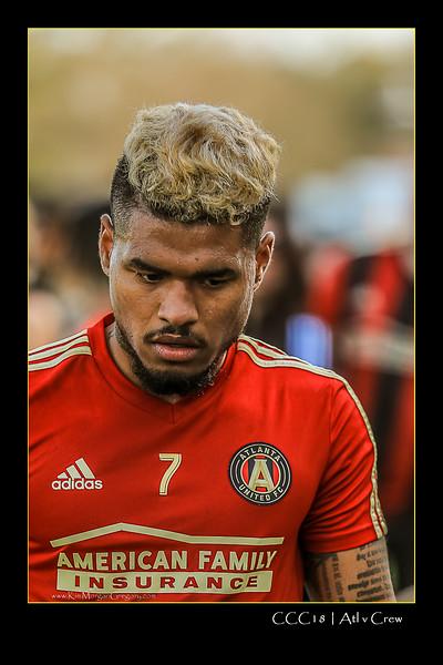 CAROLINA CHALLENGE CUP 18 | Atlanta United v Columbus Crew | 2-17-18