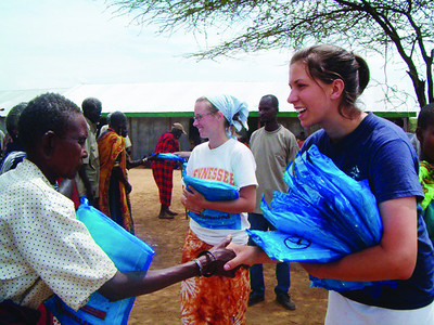 Mercer on Mission Kenya
