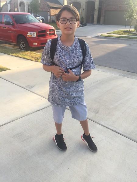 Logan | 6th | Stiles Middle School