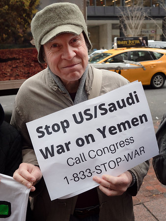 NYkers To Schumer: Take Action On Yemen NOW!
