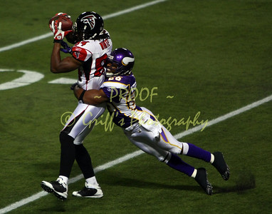 MN Vikings vs Atlanta Falcons (Dec 21, 2008)