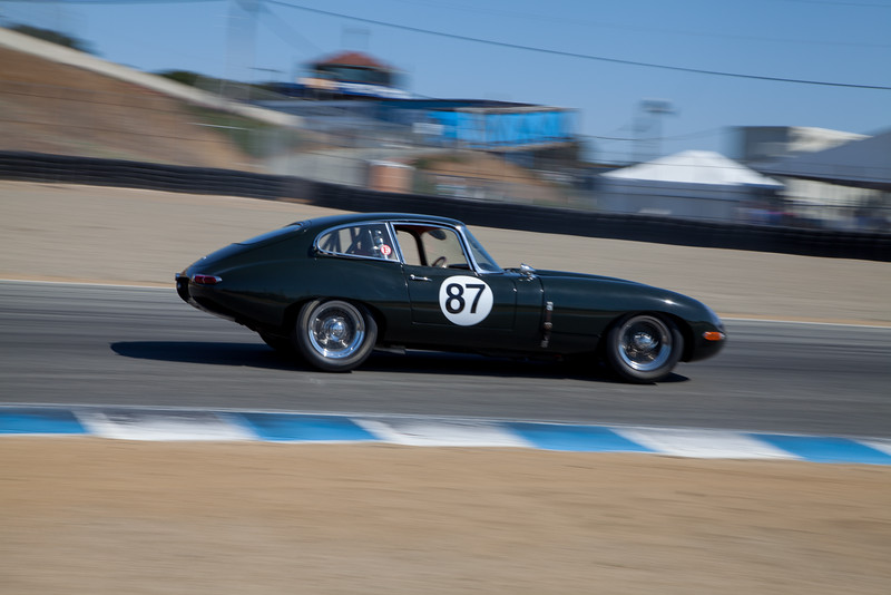 Cove Britton - Jaguar E-Type