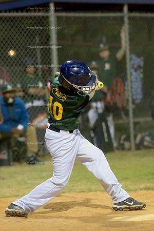 Braves vs A's  baseball 4/21/21