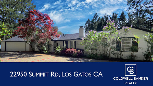22950 Summit Rd, Los Gatos
