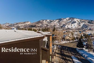 Residence Inn \ Steamboat Springs \ Drone