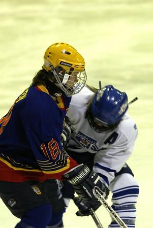 Women's Hockey - Queen's at Toronto 20030222