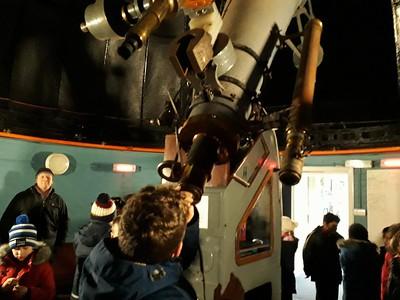2018-01-26 Keele Observatory